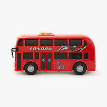 Buy John Lewis Sound & Light London Bus Online at johnlewis.com