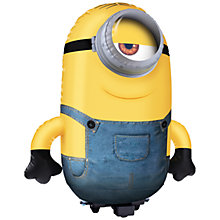 Buy Minions Radio Control Inflatable Stuart Online at johnlewis.com