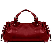 Buy Gerard Darel Cardinal Sac Le 24h Bag, Rouge Online at johnlewis.com