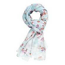 Buy Gérard Darel Allure Scarf, Aqua Online at johnlewis.com