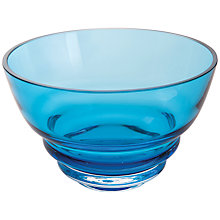 Buy Dartington Crystal Wibble Bowl, Small Online at johnlewis.com
