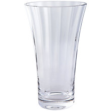 Buy Dartington Crystal Florabundance Bouquet Barrel Vase Online at johnlewis.com