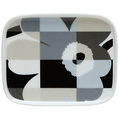 Marimekko Unikko Ruutu Side Plate