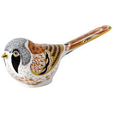 Buy Royal Crown Derby Beared Tit Paperweight Online at johnlewis.com