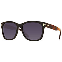 Buy TOM FORD FT0395 Cooper Sunglasses Online at johnlewis.com