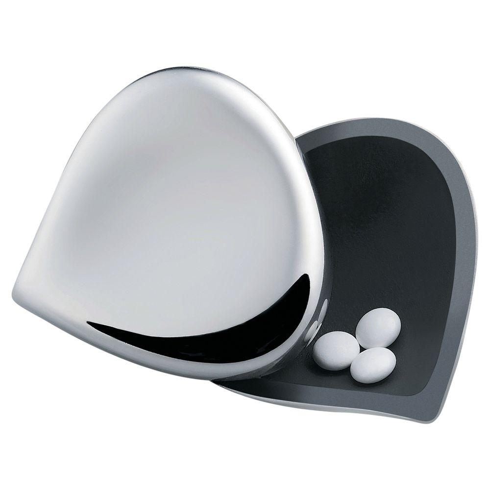 Alessi Alessi Chestnut Pill Box
