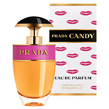 Buy Prada Candy Kiss Eau de Parfum, 20ml Online at johnlewis.com