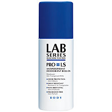 Buy Lab Series PRO LS Roll-On Deodorant, 75ml Online at johnlewis.com