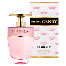 Buy Prada Candy Kiss Florale Eau de Toilette, 20ml Online at johnlewis.com