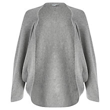 Buy Jigsaw Knitted Cocoon Cape Online at johnlewis.com