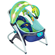 Buy Bright Starts Light Up Lagoon 2-in-1 Delight and Dream Rocker Online at johnlewis.com