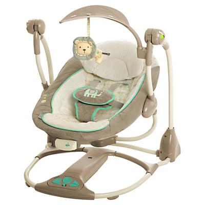 Ingenuity Convert Me Baby Swing-2-Seat