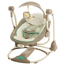 Buy Ingenuity Convert Me Baby Swing-2-Seat Online at johnlewis.com