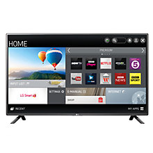 "Buy LG 42LF580V LED HD 1080p Smart TV, 42"" with Freeview HD and Built-In Wi-Fi with Monster HDMI Cable Online at johnlewis.com"