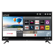 "Buy LG 55LF580V LED HD 1080p Smart TV, 55"" with Freeview HD and Built-In Wi-Fi Online at johnlewis.com"