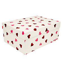 Buy Emma Bridgewater Hearts Gift Box, Large Online at johnlewis.com