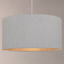 Buy Harlequin Momentum Accents Cylinder Shade, Steel Online at johnlewis.com