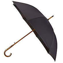 Buy Ted Baker Downpaw Paisley Printed Walker Umbrella, Navy Online at johnlewis.com