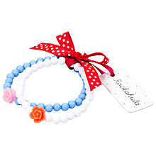 Buy Rockahula Frida Flower Bracelet Set, Multi Online at johnlewis.com