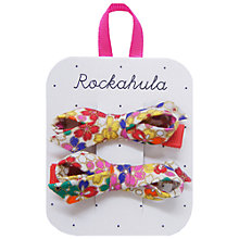 Buy Rockahula Kimono Bow Clips, Pack of 2, Multi Online at johnlewis.com