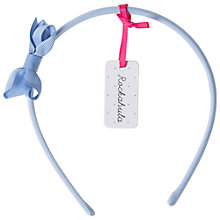 Buy Rockahula Twisted Bow Alice Band Online at johnlewis.com