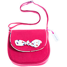 Buy Rockahula Ditsy Bow Bag, Red Online at johnlewis.com