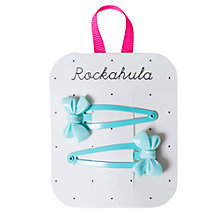 Buy Rockahula Cute Bow Hair Clips, Pack of 2 Online at johnlewis.com