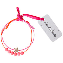 Buy Rockahula Star Bracelet Set, Pink Online at johnlewis.com