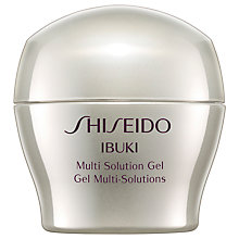Buy Shiseido Ibuki Multi Solutions Gel, 30ml Online at johnlewis.com