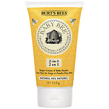 Buy Burt's Bees 2-in-1 Cream To Powder, 113g Online at johnlewis.com