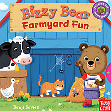 Buy Bizzy Bear Farmyard Fun Children's Book Online at johnlewis.com