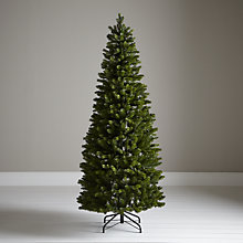 Buy John Lewis Pre-Lit Pop-Up Space-Saver Christmas Tree, 6ft Online at johnlewis.com