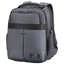 "Buy Samsonite CityVibe 13-14"" Laptop Backpack, Grey Online at johnlewis.com"