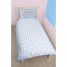 Buy Disney Cinderella Single Duvet Cover and Pillowcase Set Online at johnlewis.com