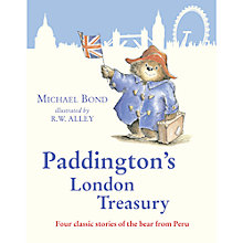 Buy Paddington's London Treasury Book Online at johnlewis.com