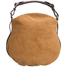 Buy UGG Heritage Suede Hobo Bag Online at johnlewis.com