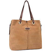 Buy UGG Seldon Suede Tote Bag Online at johnlewis.com
