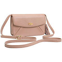 Buy UGG Rae Leather Across Body Bag Online at johnlewis.com