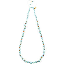 Buy Lola Rose Islington Ice Blue Quartz Necklace, Blue Online at johnlewis.com