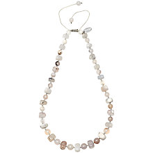 Buy Lola Rose Mobi Adjustable Stone Necklace Online at johnlewis.com