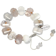 Buy Lola Rose Evelyne Adjustable Stone Bracelet Online at johnlewis.com