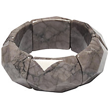 Buy Lola Rose Riley Magnesite Bracelet, Grey Online at johnlewis.com