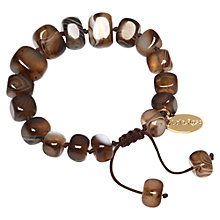 Buy Lola Rose Fern Bracelet Online at johnlewis.com
