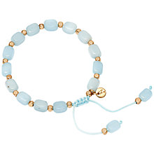Buy Lola Rose Starla Adjustable Stone Bracelet Online at johnlewis.com