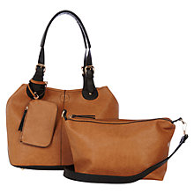 Buy Oasis Sammi Shopper Bag, Multi Online at johnlewis.com