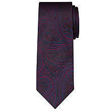 Buy Chester by Chester Barrie Paisley Silk Tie Online at johnlewis.com