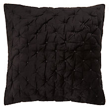 Buy John Lewis Velvet Stitch Cushion Online at johnlewis.com