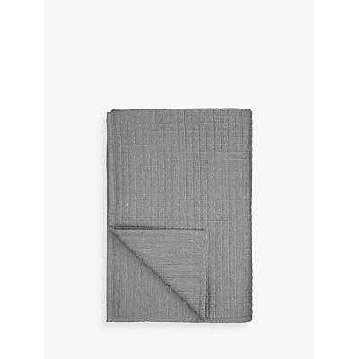 House by John Lewis Jersey Bedspread