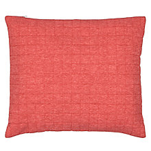 Buy House by John Lewis Jersey Cushion, Watermelon Online at johnlewis.com