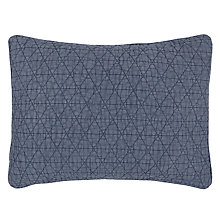 Buy John Lewis Geometric Cushion Online at johnlewis.com